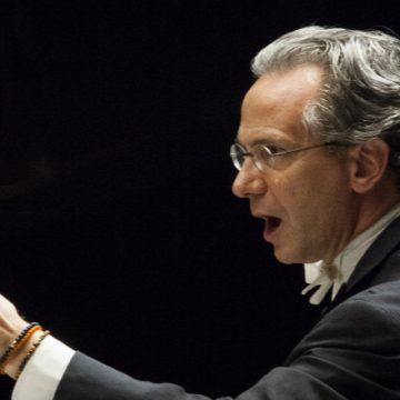 """Il maestro Fabio Luisi dirige l'oratorio """"Paulus"""""""