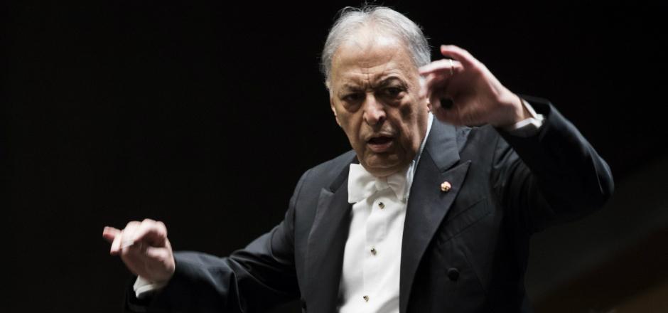 Zubin Mehta dirige Zakir Hussein e l'Orchestra del Maggio