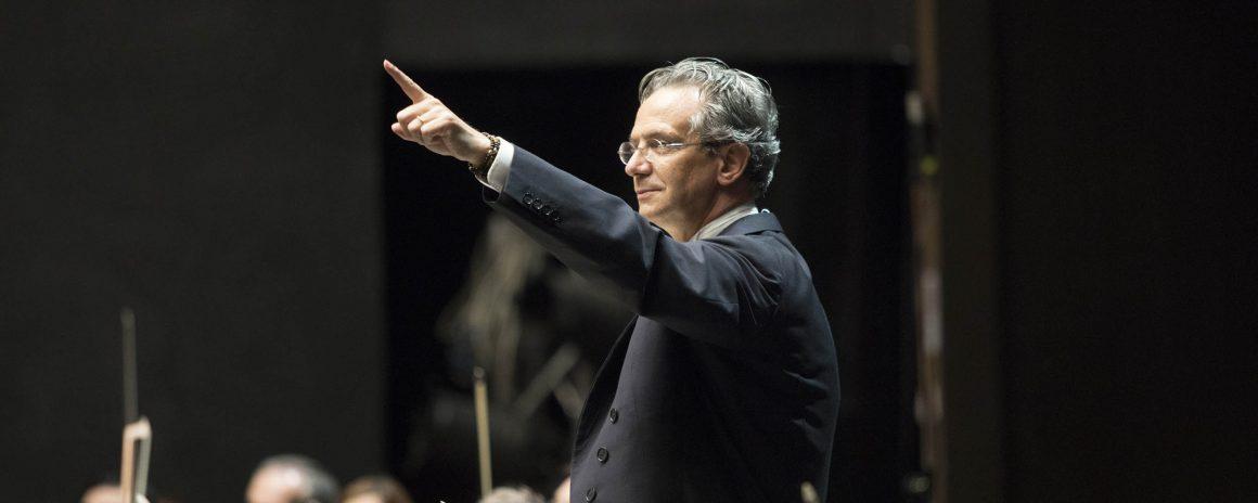 Domenica 14 aprile, il penultimo appuntamento con il ciclo Mahler/Schubert diretto da Fabio Luisi