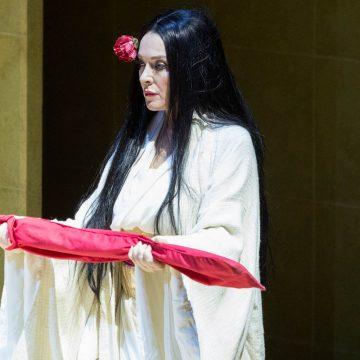 """""""Madama Butterfly"""" al Teatro del Maggio"""