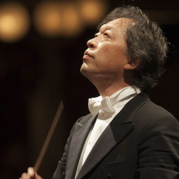 Symphonic concert conducted by maestro Myung-Whun Chung on May 5, 2021, 9 pm