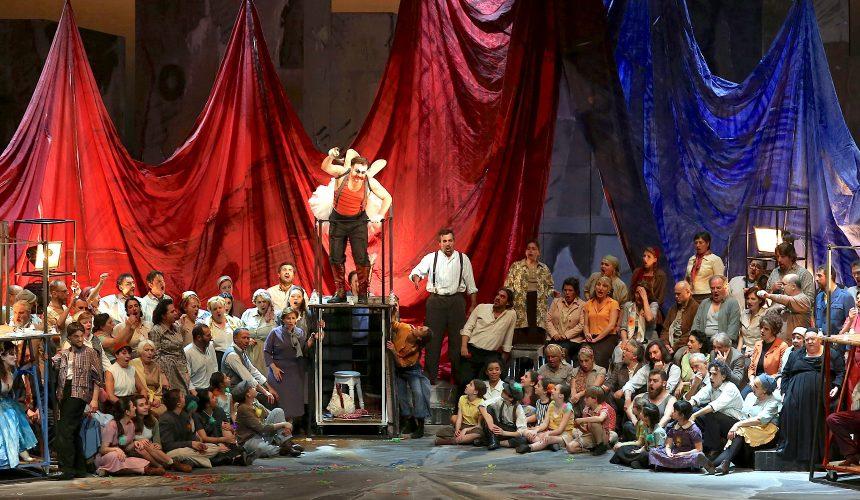 """Dittico """"Noi, due, quattro…""""/""""Pagliacci"""" in scena dal 13 settembre al Teatro del Maggio"""