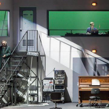 Inaugurazione della Stagione d'opera 2018/2019 del Maggio Fiorentino con il dittico Ehi Gio' di Montalti e Le Villi di Puccini
