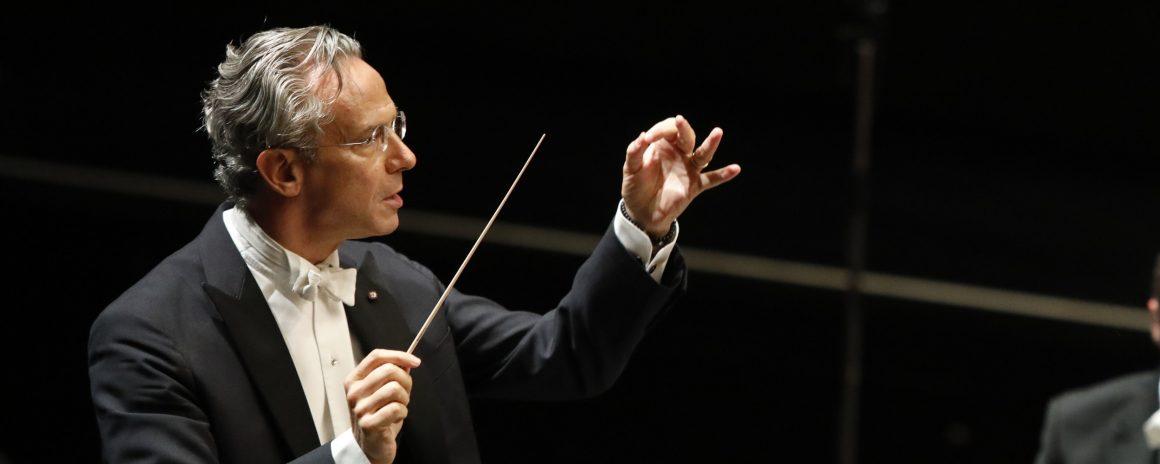 Torna il ciclo Mahler: il maestro Fabio Luisi dirige la Sinfonia n. 9