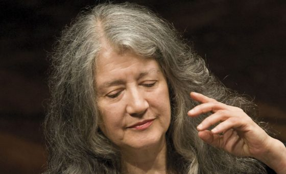 Martha Argerich/Cuarteto Quiroga
