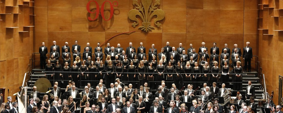 L'Orchestra del Maggio Musicale Fiorentino compie 90 anni e festeggia aprendo le porte del teatro