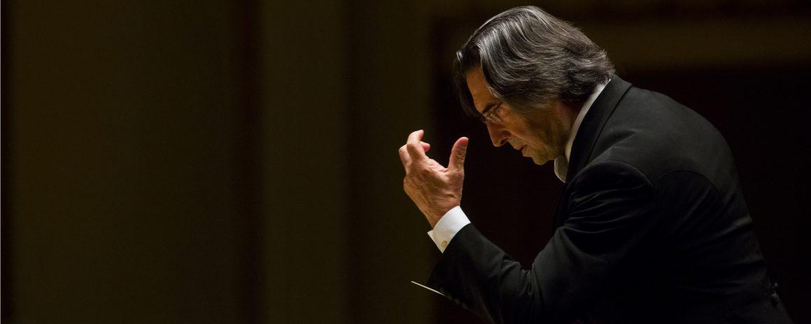 Riccardo Muti dirige l'Orchestra Giovanile Luigi Cherubini – 28 maggio ore 20