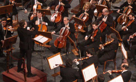 Salvatore Sciarrino / Orchestra Sinfonica Siciliana