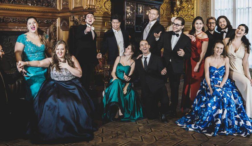 Concerto aperto a tutto il pubblico con gli Artisti dell'Accademia del Maggio
