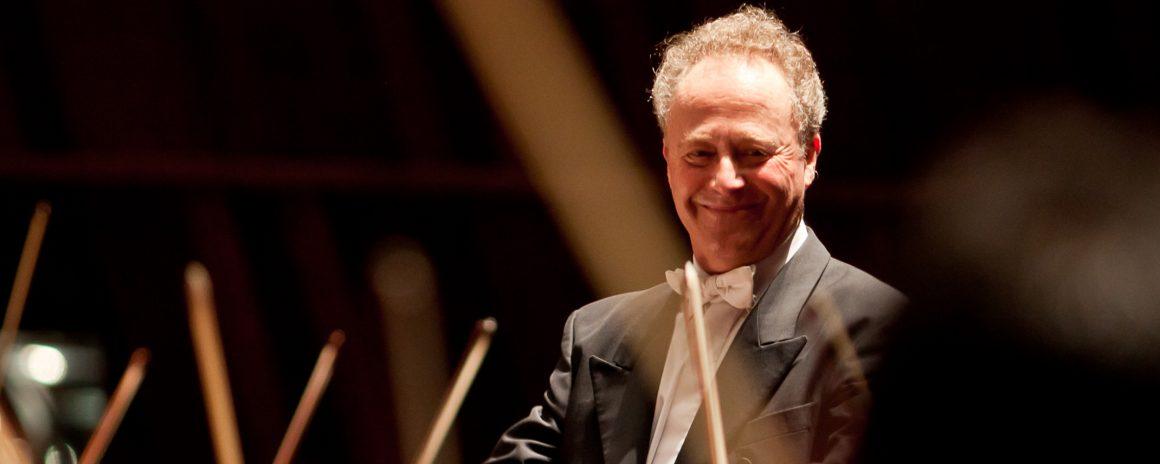 Al via la stagione sinfonica 2019/2020 con il concerto diretto dal maestro Emmanuel Krivine