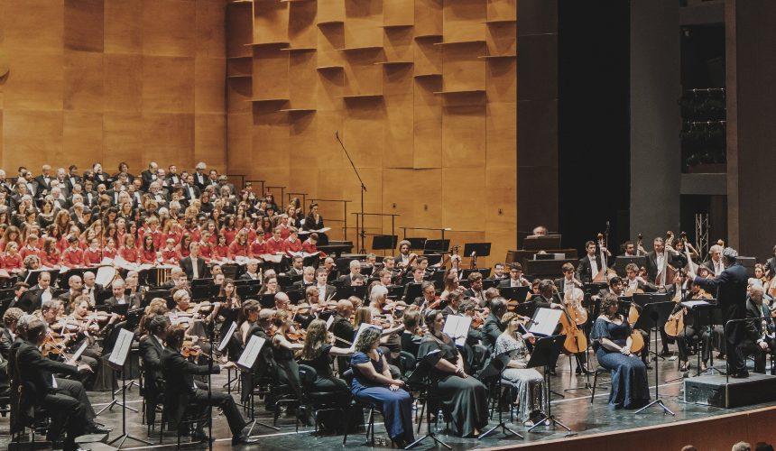 Maggio Musicale Fiorentino: 23 concerti della stagione sinfonica di cui 10 nel LXXXIII Festival.