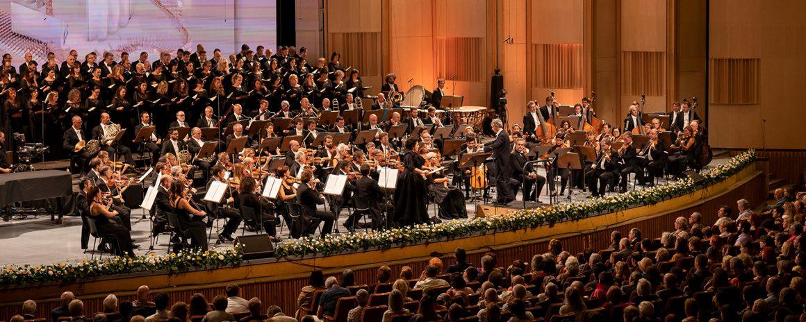 L'Orchestra e il Coro del Maggio tornano a Firenze dopo il doppio successo al Festival Enescu di Bucarest