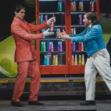 """""""L'elisir d'amore per i bambini"""" returns to Teatro del Maggio on tram"""