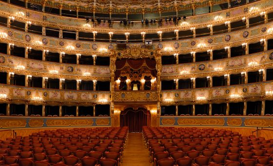 Special concert for Venice and Matera