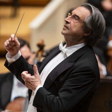 Riccardo Muti e la Chicago Symphony Orchestra al Teatro del Maggio