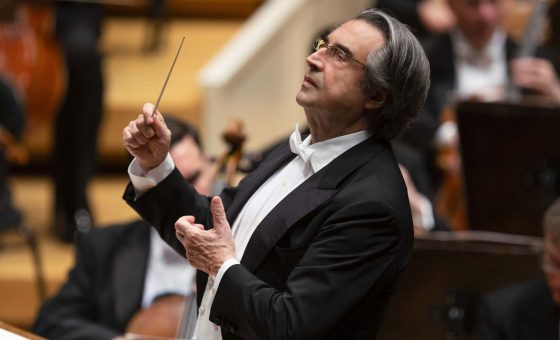 Chicago Symphony Orchestra/Riccardo Muti