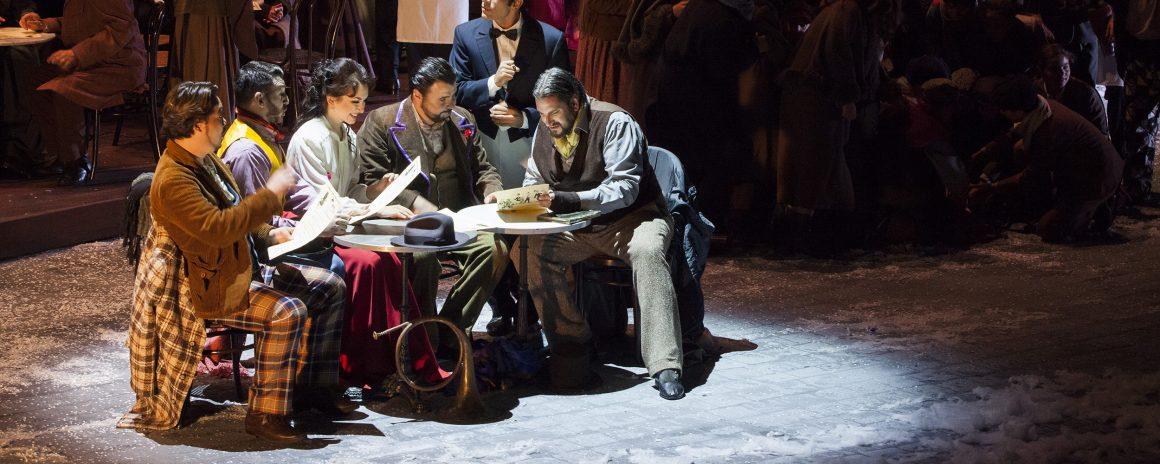 """Un grande classico di Puccini per il Natale del Teatro del Maggio: torna """"La bohème"""""""