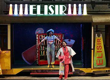 """""""L'Elisir d'amore"""" per i bambini arriva al Maggio in tram"""