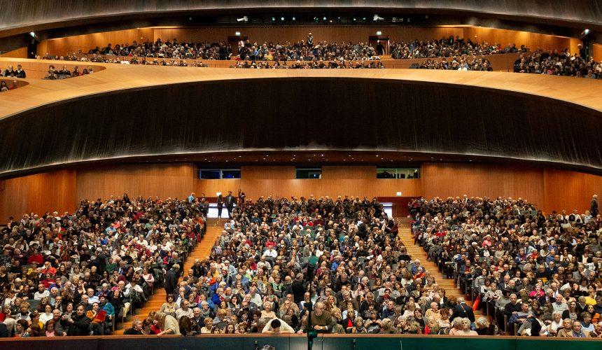 Festival del Maggio Musicale Fiorentino: le misure di salute pubblica non consentono il regolare svolgimento del programma previsto per i mesi aprile e maggio.