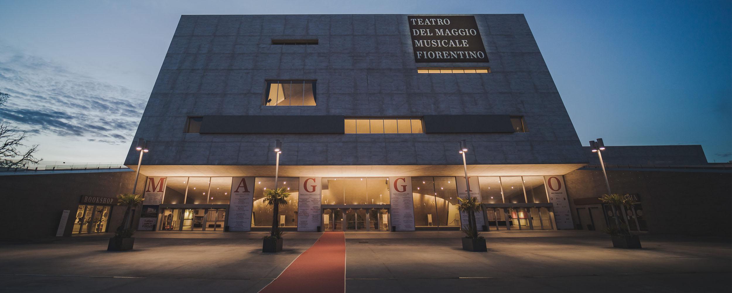 Campagna abbonamenti 2020/2021 %   Teatro del Maggio Musicale