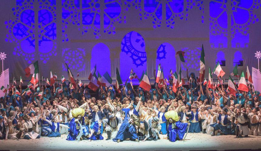"""Lo spettacolo degli studenti""""All'Opera… Le scuole al Maggio!""""in un trailer realizzatocon i contributi video dei ragazzi"""
