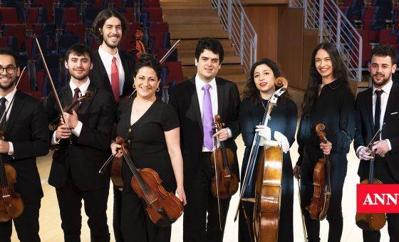 Michael Barenboim & West-Eastern Divan Ensemble