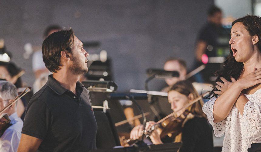 """""""La traviata"""", unica recita in forma di concerto, domenica 19 luglio ore 21. Yoncheva, Demuro, Nucci, tre grandi nomi diretti da Carlo Rizzi"""