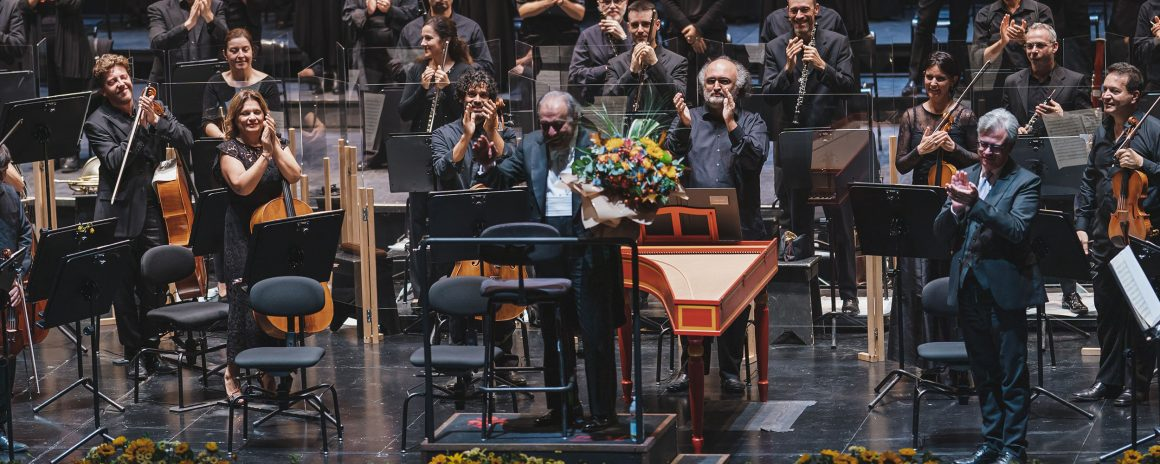 "Great success for the concert that celebrated the 50th anniversary of Zubin Mehta's debut at Maggio. Maestro: ""… I don't want to leave from here!"""