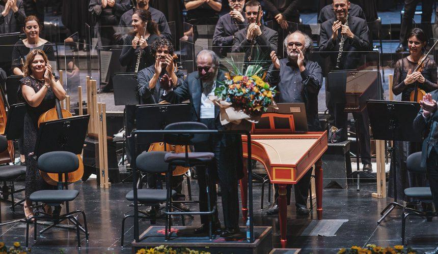 """Accordo Anfols: il Teatro del Maggio Musicale Fiorentino, per il progetto """"Aperti nonostante tutto"""", trasmette in diretta streaming il 10 novembre 2020 alle ore 20, """"Die Schöpfung (La Creazione)"""" di Franz Joseph Haydn con il Maestro Zubin Mehta sul podio"""