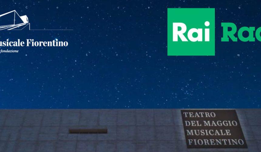 Accordo tra il Maggio e Radio3 Rai