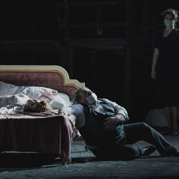 "Monday, November 31 2020 at 9.15 pm: ""Otello"" by Giuseppe Verdi, broadcasted by Rai Cultura on Rai 5"
