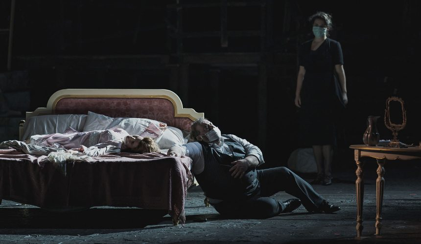 """Lunedì 30 novembre 2020, ore 21.15: """"Otello"""" di Giuseppe Verdi, trasmesso da Rai Cultura su Rai 5"""