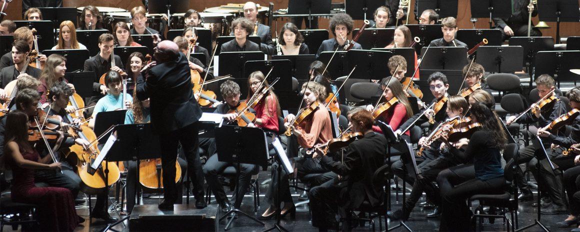 Happy 2021 from the Scuola di Musica di Fiesole