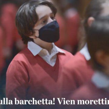 Progetto canti popolari italiani per il Coro di voci bianche del Maggio