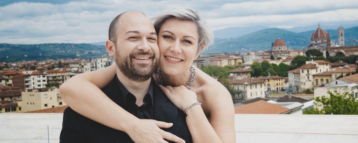 """""""Il salotto musicale"""" in streaming con Veronica Simeoni e Michele D'Elia"""