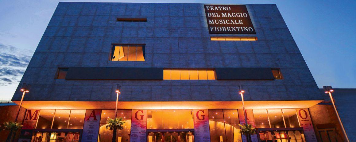 """""""Facciamo luce sul Teatro"""": il Teatro del Maggio accende le sue luci nel foyer e in sala"""