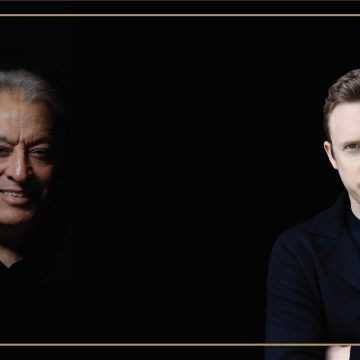 11 and 12 April 2021, Zubin Mehta and Daniel Harding alternate on the podium of the Maggio
